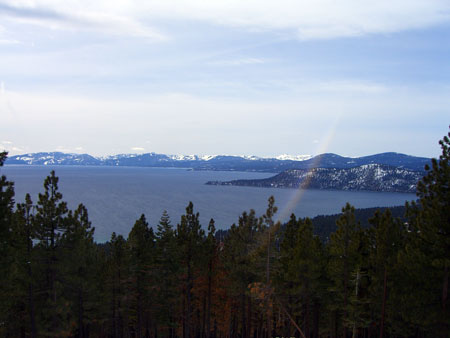 Campbell, CA ~ベイエリアでの暮らし~-Lake Tahoeを堪能