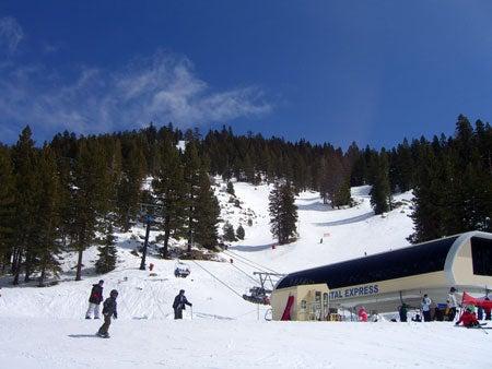 Campbell, CA ~ベイエリアでの暮らし~-Diamond Peak