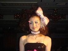 エマ美容室の[チョキ×チョキ日記]-かわいいモデルさん。
