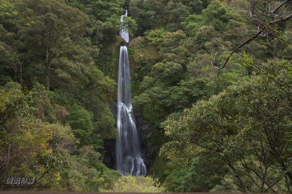 清流の森 ~九州の滝と風景~-大斗の滝3