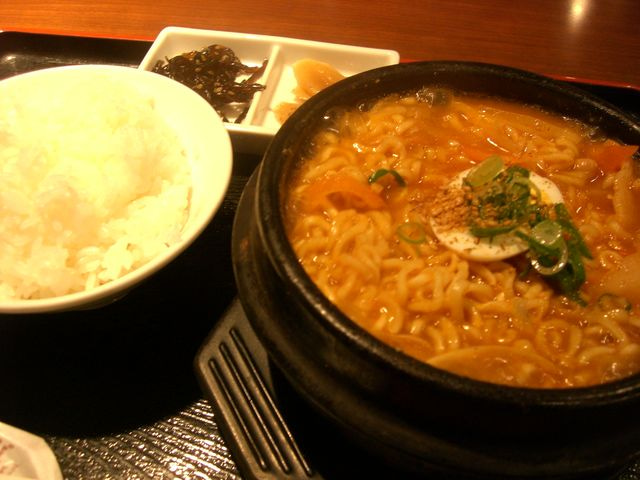 韓国美味料理みなりさん1