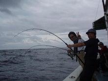 沖縄から遊漁船「アユナ丸」-釣果(H21.3.29)