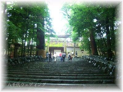 八千代ウェディング 和婚・祝言・婚礼-伊勢神宮 内宮