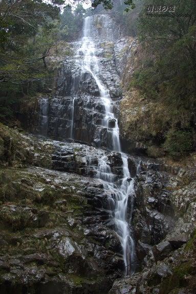 清流の森 ~九州の滝と風景~-白滝3