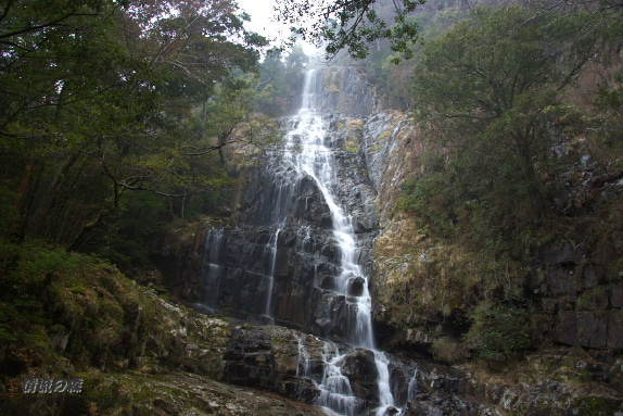 清流の森 ~九州の滝と風景~-白滝1