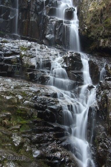清流の森 ~九州の滝と風景~-白滝4