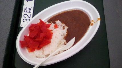 尼っ子麺通団-甲子園カレー