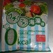 プチプチ海藻麺は0K…