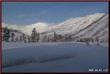 ロフトで綴る山と山スキー-早朝の自然園