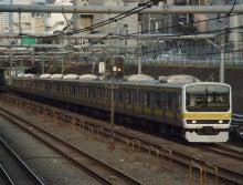 中央線の電車と釜-C510