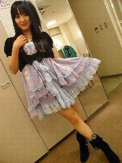 新谷良子オフィシャルblog 「はぴすま☆だいありー♪」 Powered by Ameba-本日の衣装♪