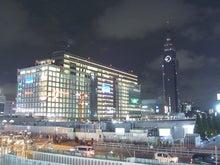 続 東京百景(BETA version)-#030 タイムズスクエアと夜空