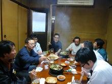 ながさきグリ茶研究会-食道園で打ち上げ