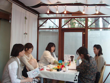 CCTガールズのブログ-セッション風景