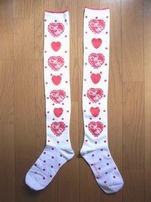 放浪乙女えくすとら-angelic-heart-socks
