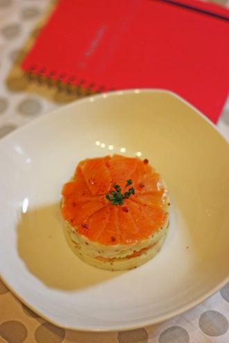 お料理のススメ-ポテサラ