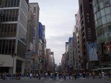 続 東京百景(BETA version)-#032 銀座四丁目交差点