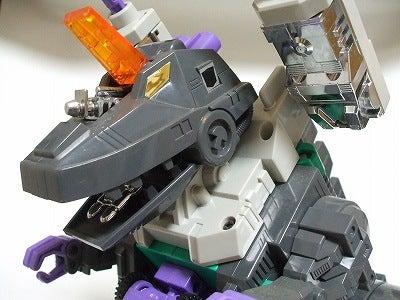 電動TFの元祖といえば、それは勿論ダイナザウラー!! | キラキラ玩具Expansion電動TFの元祖といえば、それは勿論ダイナザウラー!! | キラキラ玩具Expansion