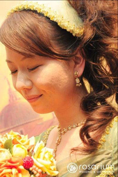ロザブロ  ウェディングとギフトのお花とワタシ-photo