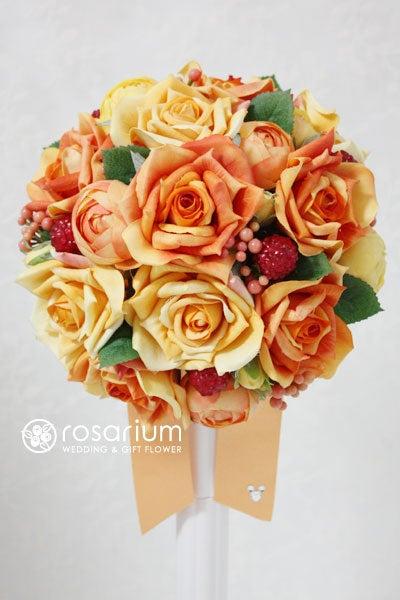 ロザブロ  ウェディングとギフトのお花とワタシ-artflower