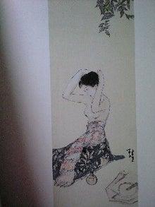 月灯りの舞-夢二 kaeru