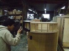 田口和典スピーカー設計者のブログ-本願寺柱巻きSP2