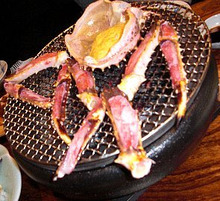 原田剛オフィシャルブログ「ワイヤーママ社長日記」Powered by Ameba-焼き蟹