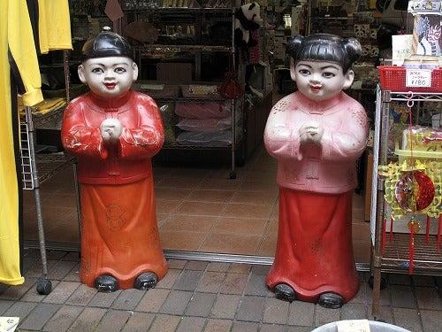 くうたまのつぶやきタイム-長崎新地中華街