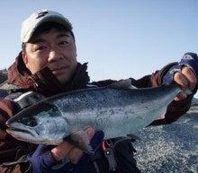 Fishing Blog OFFSHORE CRAZY! ~ 夢は一発大物!   鮪だ!鰤だ!大政だ!巨カンパだ!大鯛だ!なんでもこ~い!-サクラマス