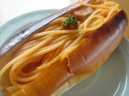 スパゲティぱん