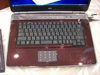NEC特選街情報 NX-Station Blog-NECパソコン LaVie L(s)