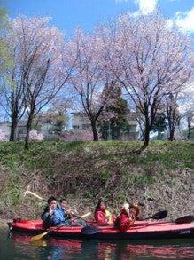 癒し系カヌーガイドToshiのカヌーツアーリポート&スーパーガイドへの道