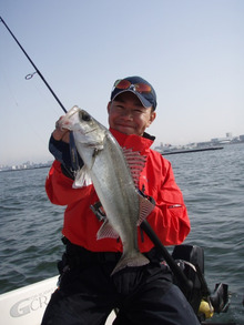 Fishing Blog OFFSHORE CRAZY! ~ 夢は一発大物!   鮪だ!鰤だ!大政だ!巨カンパだ!大鯛だ!なんでもこ~い!-KAZ