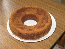 北欧からコンニチワ-バナナケーキ