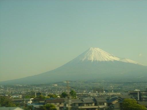 今朝の富士山 0428