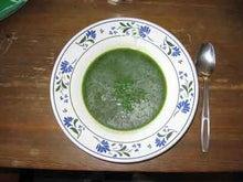 北欧からコンニチワ-イラクサのスープ