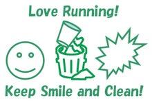 走りながら、食べて、聞いて、考えて!