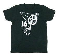 WR16リリースカタログ-WR16号TシャツBLK