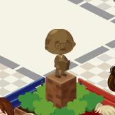 シュガースポット ~かりに~-銅像