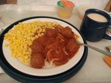 ファイヤーキング ブログ from カナダ   Peach Lustre   Chika's  Daily life-病院食 4