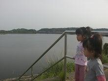 ★ ENAのえいっ!YAYOのえ~ん! ★-湖はきれい