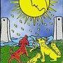 今日のカード ⅩⅧ …