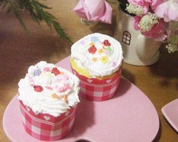 幼稚園のお弁当・毎日のお料理 簡単レシピ-カップケーキ