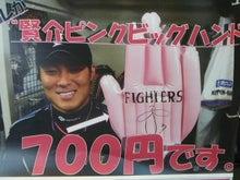 「試される大地北海道」を応援するBlog-ピンクハンド