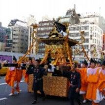 日本三大祭・神田祭へ