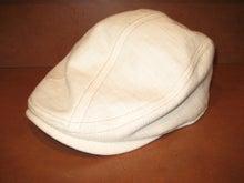 大木毛皮店ギタバカ工場長の毛皮修理リフォーム専門ブログ-パイソン ハンチング帽子