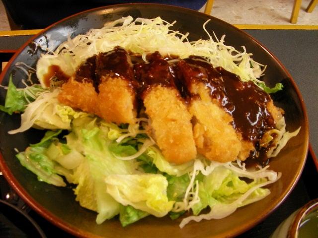 裏Rising REDS 浦和レッズ応援ブログ-味噌カツ丼