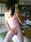 なる子のニューハーフ  女装だぴょん !!