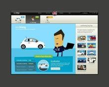 お外の広告-Fiat Eco drive