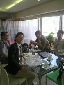 OKDELUX                            ~東京タワーのふもとで働くSkateBoarder社長のブログ-20090515mtg